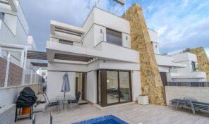 BARGAIN! Modern South Facing Semi-Dtached Villa in Playa Flamenca.  Ref:ks2380