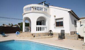 Great Detached Villa with Private Pool in Villamartin.  Ref:ks2430