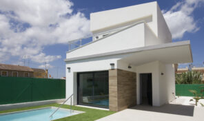 Amazing New Villa with Private Pool in Almoradi.  Ref:ks2426