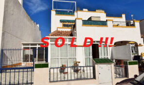 SOLD!!! Quad Villa in La Florida.  Ref:ks2442