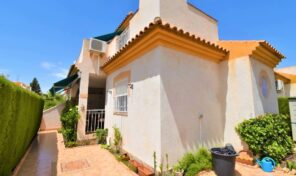 Great South Facing Quad Villa in Playa Flamenca.  Ref:ks2444