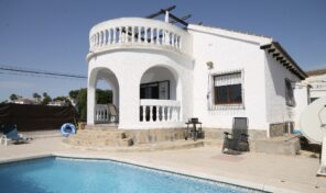 One Level Villa with Private Pool in Villamartin. Ref:ks2469