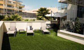 Great Modern Ground Floor Apartment with Large plot in La Zenia. Ref:mks2465