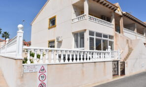 Great Ground Floor Bungalow with large Plot in La Zenia.  Ref:mks2456