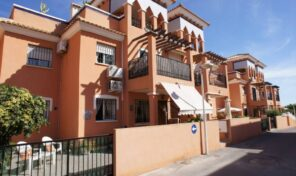 REDUCED!Great Corner Ground Floor Bungalow in Playa Flamenca.  Ref:ks2454