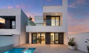 New Modern Villa with Private Pool in Benijofar.  Ref:ks2490