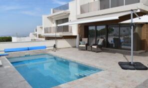 Amazing Modern Villa with Private Pool in Playa Flamenca. Ref:ks2486
