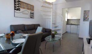 Amazing Top Floor Bungalow with Solarium in Playa Flamenca. Ref:mks2131