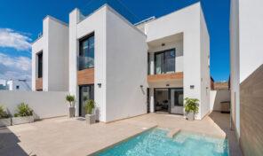 Last Villa! Modern Villa with Private Pool in Quesada.  Ref:ks2491
