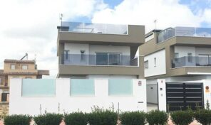 Modern Detached Villa with Private Pool in Pilar de Horadada.  Ref:ks2494