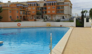 SOLD! Apartment with Clear views in Playa Flamenca.  Ref:ks2523