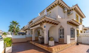 Great Condition South Facing Quad Villa in Cabo Roig.  Ref:ks2507