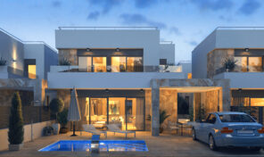 Great New Modern Villa with Pool in Villamartin.  Ref:ks2526