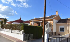 OFFER! Semi- Detached Villa with Private Pool in Playa Flamenca. Ref:mks2528