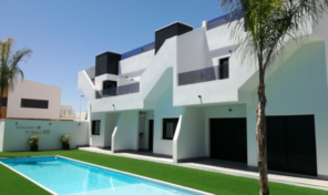 Modern top floor Bungalow in Lo Pagan, only 800m from the beach! Ref:ks2534