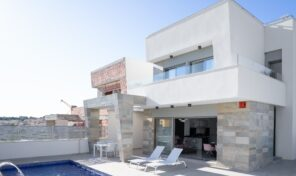 Great New Modern Villa with Pool in Villamartin.  Ref:ks2526