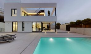 New Luxury Villa with Private Pool in Benidorm.  Ref:ks2547