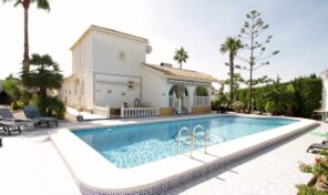 Reduced! Large Villa with Massive Plot and Private Pool in Torrevieja. Ref:ks2563