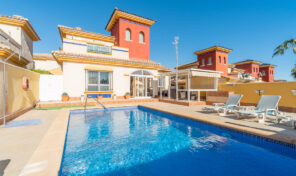 OFFER! LUX VILLA with PRIVATE POOL in CABO ROIG.  Ref:ks2546