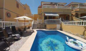 REDUCED!Great Semi-Detached Villa with Private Pool in Villamartin. Ref:ks2572