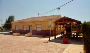 Great Country Villa with Garage & Private Pool in CREVILLENTE. Ref:ks2578