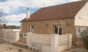 Great Country Villa with Private Pool in Yelca. Ref:mks2587