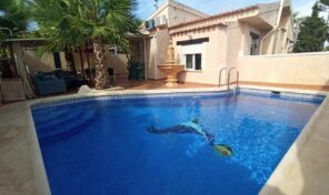 Great Townhouse with Private Pool in Los Balcones. Ref:ks2580