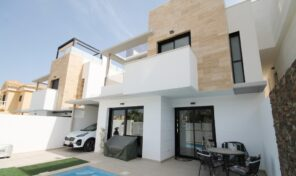 Modern Large Villa with Private Pool in Villamartin.  Ref:ks2586