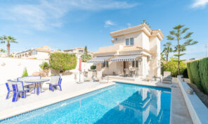 Great Luxury Villa with Pool in Playa Flamenca.  Ref:ks2603