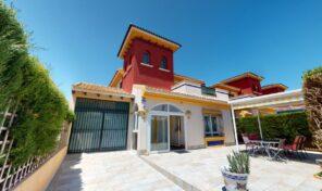Lux Villa with Garage in Lomas de Cabo Roig.  Ref:ks2665