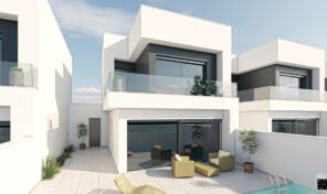 New Modern Villa with Private Pool in San Pedro.  Ref:ks2626