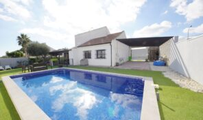 Great Detached Villa with Private Pool in San Miguel. Ref:ks2634