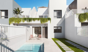 New Modern TownHouse with Private Pool in San Pedro. Ref:ks2646