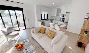 New Top Floor Bungalow in San Pedro. Ref:ks2627