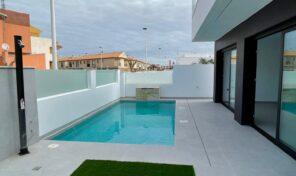 New One Level Modern Villa near Beach in San Pedro. Ref:ks2628