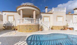 Amazing Detached Villa in San Miguel. Ref:ks2633