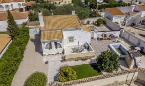 Detached Villa with Large Plot and Private Pool in Playa Flamenca. Ref:ks2660