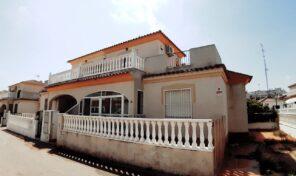 BARGAIN! 3 Bed Quad Villa in Playa Flamenca.  Ref:ks2700