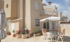 Great Quad Villa in Playa Flamenca.  Ref:mks2674