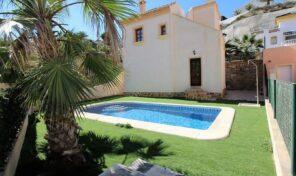 Bargain! Detached Villa with Private Pool in Quesada. Ref:ks2684