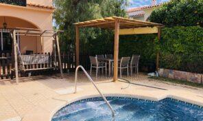 Large Semi-Detached Villa with Private Pool in Los Balcones.  Ref:ks2703