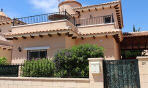Great Detached Villa with Private Pool in Benferri. Ref:ks2744