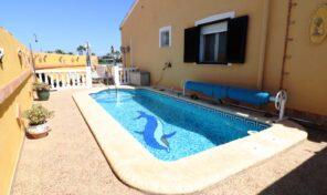 Nice Detached Villa in Daya Nueva. Ref:ks2746