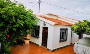 Nice Detached Villa close to Beach in El Carmoli.  Ref:ks2750