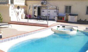 Great Semi-Detached Villa with Private Pool in Algorfa. Ref:mks2770
