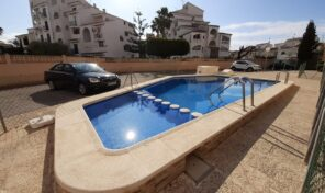 Great Large Apartment with Pool in Calas Balncas, Torrevieja. Ref:ks2787