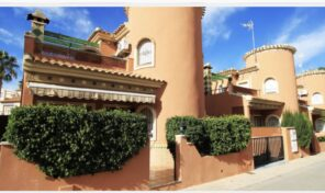 OFFER! Great Detached Villa with Private Pool in Playa Flamenca. Ref:ks2781