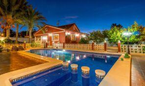 Large Luxury Villa with Private Pool in Los Balcones. Ref:ks2804