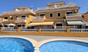 Best Location Quad Villa in Playa Flamenca. Ref:ks2798