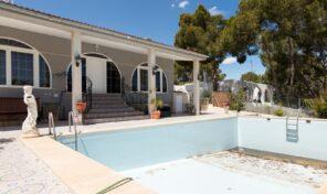 Massive Villa with 1200m2 Plot in Los Balcones. Ref:ks2803